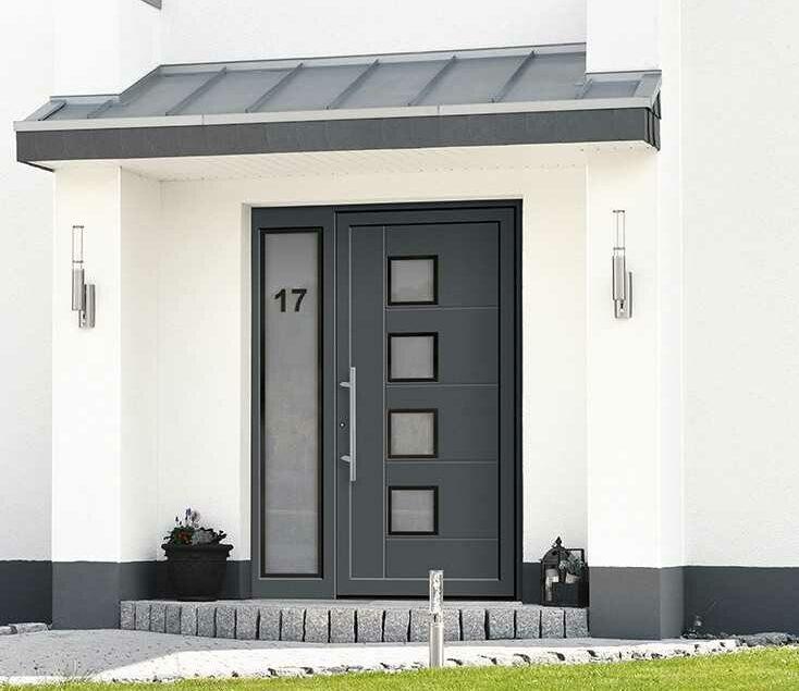 KU Haustür ST-Serie _ BE Fenster und Türen
